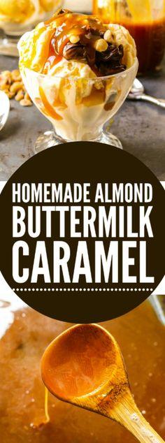 Homemade Almond Butt