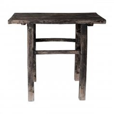 Vintage item – one off pieces Dimensions: ONLY guidelines: cm Material: vintage item / elm wood There will be variations in measurement and patina – one off pieces SKU: 101047  Furniture Collection, Console Table, Vintage Furniture, Stool, Vintage Items, Antiques, Copenhagen, Black, Home Decor