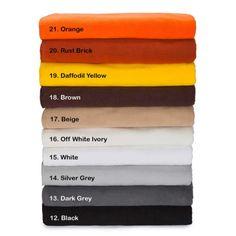 Polar-Fleece-Anti-Pill-Fabric-Material-21-Colours-Cheap-Price-Fat-Quarters $5 UK $5.30