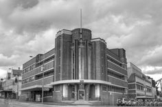 Ann Street, Art Deco, Australia, Brisbane, Building, Fortitude Valley