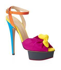 Serena Platform Sandal