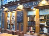 Polidor, restaurant with traditional French cuisine at Paris