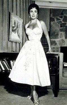 elizabeth taylor dresses - Buscar con Google