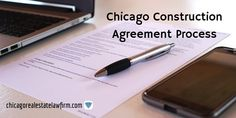 As a rule, a construction agreement must: Be clear in defining the services being rendered & Have a policy for the cancellation or termination of the contract. Click to know more details.   #RealEstateAttorney #ConstructionAgreement #ChicagoRealEstateLawFirm