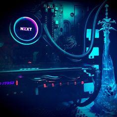 Vieš meno? #extremepc #gaming #nzxtkraken #nzxt #wow #worldofwarcraft #frostmourne #lichking #actionfigures #superpc #gamer #hot #powerful #warcraft #pcbuild #leds #custompc #watercooled #desktop #pc #battlestation Custom PC builds made computer m