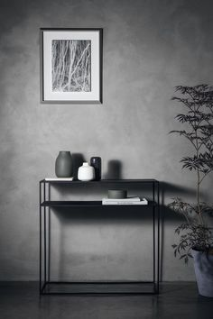 Living Room Decor, Living Spaces, Bedroom Decor, Black Sideboard, Modern Console Tables, Christmas Bedroom, Nesting Tables, Home Accents, Entryway Tables