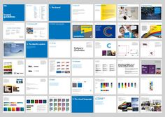 brand guidelines for The Calgary Chamber of Commerce