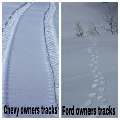 Chevy vs. Ford jokes