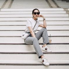 Korean Fashion Trends, Korean Street Fashion, Korea Fashion, Japan Fashion, India Fashion, Best Photo Poses, Girl Photo Poses, Model Poses Photography, Fashion Photography