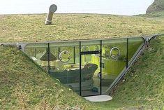 Böyle Olur Ecnebinin Bodrum Katı: Birbirinden Güzel 30 Yeraltı Evi