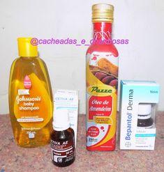 BELEZA EM AÇÃO: Shampoo BOMBA de MONOVIN A CASEIRO - Como preparar...