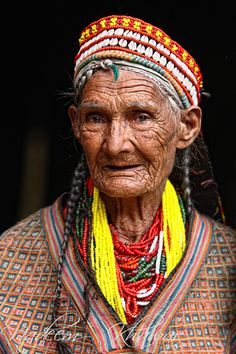 Grandma. central  Pakistan