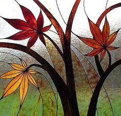 Vitrail / vitraux de Seba - Stained glass by Seba                              …