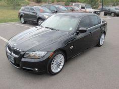 2009 BMW 3 Series 335i xDrive, Black Sapphire, twin turbo-charged