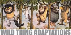Challenge your students to study the structural and behavioral adaptations of Maurice Sendak's Wild Things, then create their own Wild Thing.