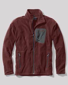 Cloud Layer® Pro Full-zip Fleece Jacket | Eddie Bauer
