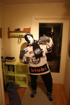 We're feeling the #HockeyHalloween love from Turku, Finland thanks to @Lakunen!
