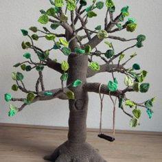 Baum häkeln
