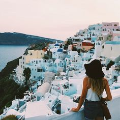 santorini dream vacation / where is yours? Oh The Places You'll Go, Places To Travel, Travel Destinations, Places To Visit, Photo Voyage, Destination Voyage, Future Travel, Adventure Is Out There, Travel Goals