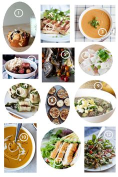 Top 12 Healthy Recipes | Blogging Over Thyme