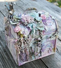 Maja Design Altered Box - Miranda Edney