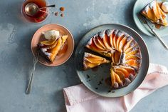 Quince and Lemon Myrtle Syrup Cake – BakeClub Quince Recipes, Baking Courses, Syrup Cake, Baking Science, Sbs Food, Fall Fruits, Creme Fraiche, Baking Tips, Myrtle