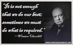 Optimism Winston Churchill Quotes | Quote Addicts