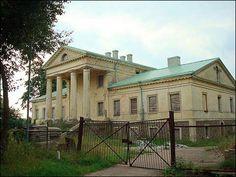 Zespół pałacowo-parkowy Tyszkiewiczów. Pałac Tyszkiewiczów w Niemieżu,  Litwa