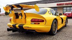 Spotted! Dodge Viper GTS - Short Shift