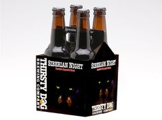 OHIO: Toasted caramel malt brings warm, soothing qualities to Thirsty Dog Brewing Co.'s Siberian Night Imperial Stout. The 9.7% beer from Akron won multiple awards from the Great American Beer Festival.