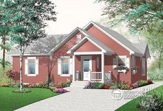 Erindale house plan