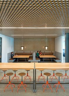 Ceiling Wrap Wall Break Out Inside Zazzles New Redwood City Headquarters Zazzle Office Design And Decoration Interior