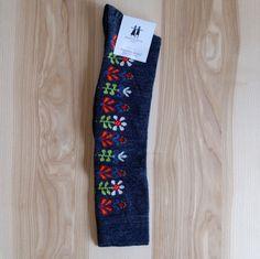 Bengt & Lotta Wool Knee Socks, Ladies Sm.