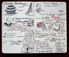 """Mes notes visuelles des exposés de: - Michel Depreay (@MichelDepreay, enseignant dans la tradition zen) sur """"La retraite bouddhiste: un espace de rencontre avec soi"""" - Philippe Cornu (professeur à l'INALCO Paris et à l'UCL) sur """"Pourquoi des retraites spirituelles dans le bouddhisme tibétain?"""" Dans le cadre de la rencontre bouddhique du musée de Mariemont du 17 octobre 2015."""