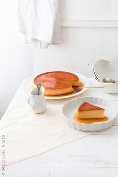 Flan De Queso - Cheese Flan