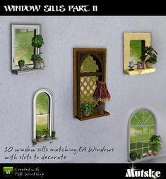 mutske's Window Sills PartII