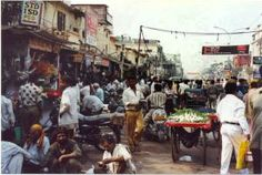 10 Must-See Attractions in Delhi: Chandni Chowk