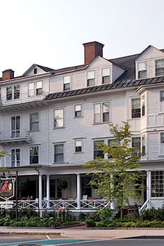The Prettiest Small Towns in New England #purewow #vacation inspiration #travel