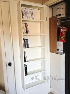 Dvd Storage Units, Ikea Dvd Storage, Dvd Storage Tower, Dvd Storage Cabinet, Dvd Storage Case, Locker Storage, Storage Ideas, Movie Storage, Organization Ideas