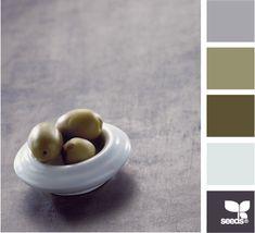 olive tones