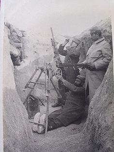 French machine gun