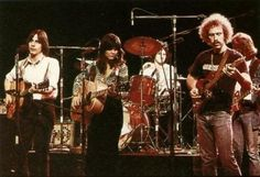 Jackson Browne, Linda Ronstadt, and the Eagles