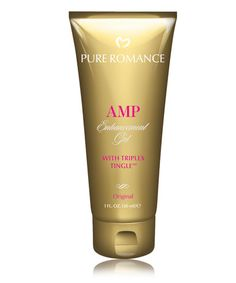 AMP - Pure Romance's first-ever enhancement gel can help you amp up your most intimate moments. TriPlex Tingle™ can help intensify arousal and excitement, leading to undeniable passion when it counts.  www.KellieMatthews.PureRomance.com