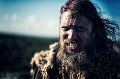 Johan Hegg in Northmen - A Viking Saga