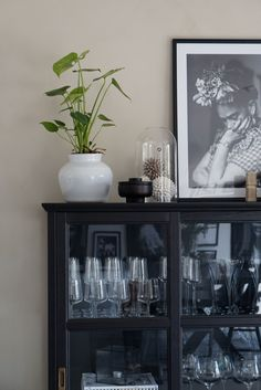 Scandinavian Home, Liquor Cabinet, Storage, Furniture, Home Decor, Purse Storage, Decoration Home, Room Decor, House Bar