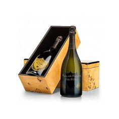 Engraved Dom Perignon   30th Birthday Gifts For Women, Her, Sister