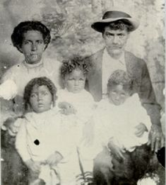 Melungeons are an obscure tri-racial (white, black, and American Indian) community in Appalachia — Virginia and Tennessee.
