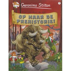 We love these books from Geronimo Stilton.
