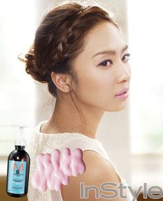 Romantic braid up-hair style / Korean Concept Wedding Photography - IDOWEDDING (www.ido-wedding.com)