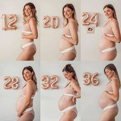 Pregnancy Progress Pictures, Cute Pregnancy Pictures, Baby Bump Pictures, Pregnancy Bump, Maternity Pictures, Weekly Pregnancy Photos, Pregnancy Outfits, Pregnancy Style, Pregnancy Fashion